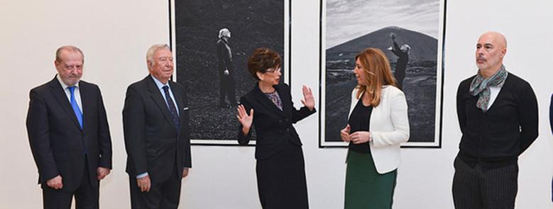 Fundación Caja Rural del Sur patrocina la exposición en Sevilla homenaje a José Saramago