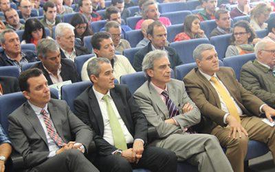 Fundación Caja Rural del Sur colabora en las I Jornadas dedicadas al cultivo del Arándano en Huelva