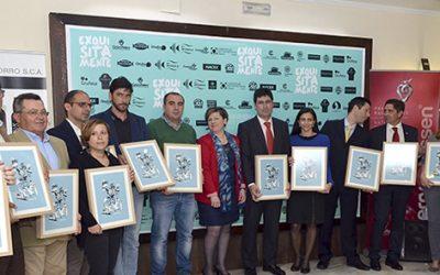 Fundación Caja Rural del Sur patrocina 'Exquisitamente', muestra en la participan catorce cooperativas y empresas de Huelva