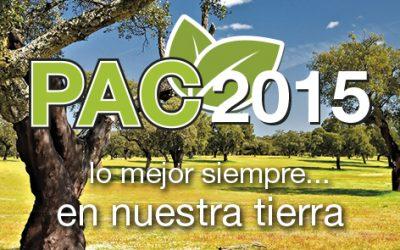Las ayudas de la PAC 2015 con Caja Rural del Sur