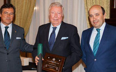 El Colegio Oficial de Ingenieros Agrónomos de Andalucía premia a Caja Rural del Sur