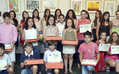 Entregados los premios de XV Concurso Nacional de Cómic, Dibujo y Pintura y Cuento de la Fundación Flores Jimeno con la de Caja Rural del Sur
