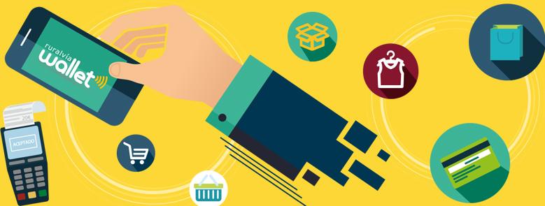 Caja Rural lanza su aplicación móvil de cartera digital, Ruralvía Wallet.