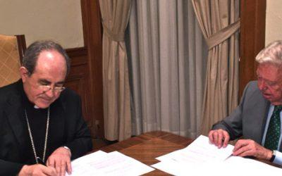 Convenio de colaboración entre las Fundaciones de Caja Rural del Sur y la Diocesana de Centros de Orientación Familiar de Sevilla