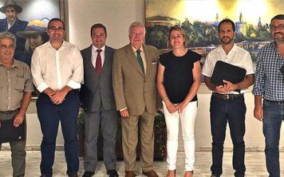Caja Rural del Sur y su Fundación respaldan la actividad de los Grupos de Desarrollo Rural de Sevilla