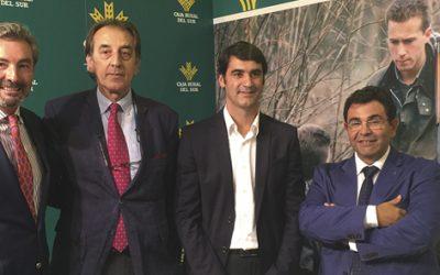 Caja Rural del Sur presente en la Feria SURCAZA 2015 como patrocinador principal