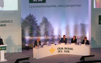 Fitch consolida la calificación 'BBB' con perspectiva positiva a Caja Rural del Sur