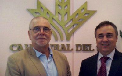 Caja Rural del Sur cierra un acuerdo con la Federación de Comercio de Málaga que facilitará la financiación del sector