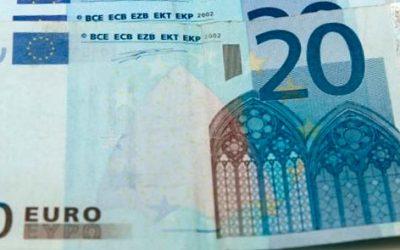 El 25 de noviembre entra en vigor el nuevo billete de 20 euros