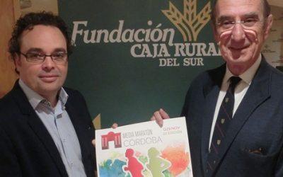 Fundación Caja Rural del Sur  patrocina la Media Maratón de Córdoba 2015