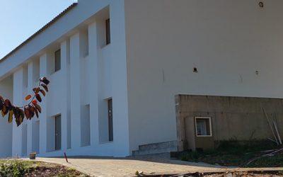 Ayuntamiento de Fuenteheridos y Caja Rural del Sur firman un convenio que permitirá abrir el Centro de Formación