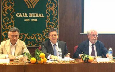 Caja Rural del Sur acoge una nueva Jornada de Asaja Sevilla sobre el cultivo del almendro y cítricos
