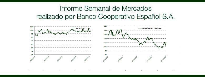 Informe Semanal Mercados 21 de Diciembre de 2015