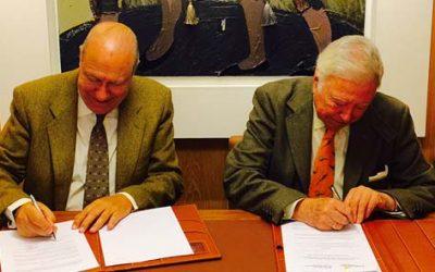Fundación Caja Rural del Sur, con la firma de un convenio de colaboración, apoya al Banco de Alimentos de Sevilla