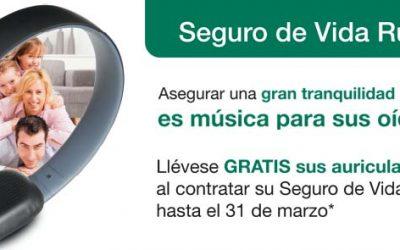 """Nueva campaña Caja Rural del Sur del seguro """"Vida Rural Vital"""""""