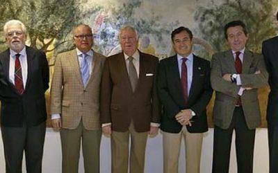 Isidoro Millas gana el VIII premio Simón de Rojas Clemente otorgado por ABC de Sevilla y la Fundación Caja Rural del Sur