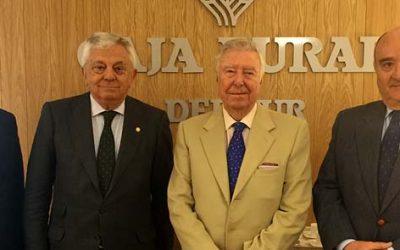 Fundación Caja Rural del Sur y Cámara de Comercio de Sevilla impulsan la actividad de la Lonja de Cereales