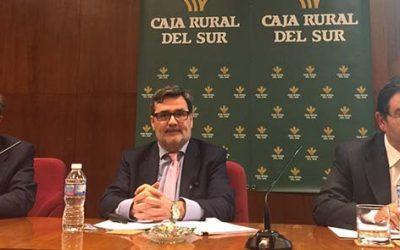 Jornada en Caja Rural del Sur con el presidente de Gescooperativo, Gonzalo Rodríguez-Sahagún, sobre la evolución del mercado de fondos de inversión