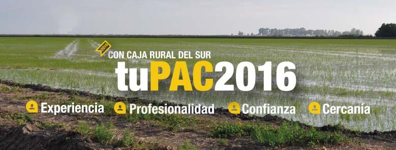 Caja Rural del Sur pone en marcha la campaña para la tramitación y solicitud de las ayudas de la PAC 2016