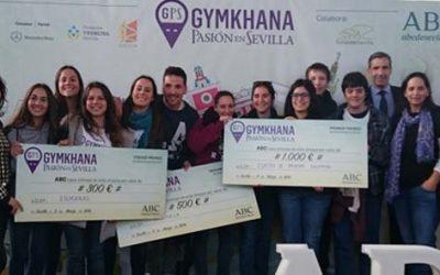 """700 participantes en la gymkhana de """"Pasión en Sevilla"""" de ABC con el patrocinio de Caja Rural del Sur"""