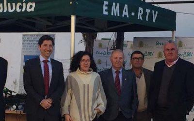 Programa especial de Radio Chiclana y la EMA sobre la situación de las cooperativas con la colaboración de Caja Rural del Sur