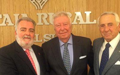 Fundación Caja Rural del Sur apoya las actividades del Real Club de Enganches de Andalucía para 2016
