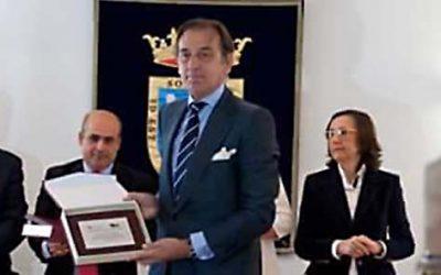 La Fundación Caja Rural del Sur distinguinda por su apoyo a las Bibliotecas Municipales del Aljarafe, BIMA