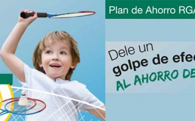 """Nueva campaña """"Plan de Ahorro RGA Ahorro Fácil"""" de Caja Rural del Sur para fomentar el ahorro infantil"""