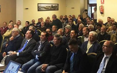 Jornada de las cooperativas Almensur y Productores del Campo con el patrocinio de Caja Rural del Sur