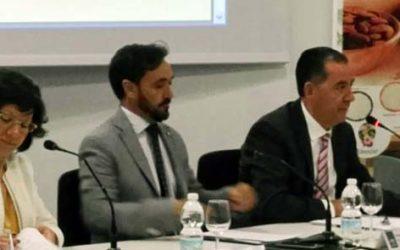 Almendrera del Sur analiza  el sector en Jerez de la Frontera con la colaboración de Caja Rural del Sur