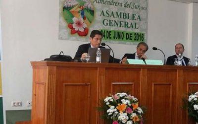 Caja Rural del Sur patrocina la Asamblea General de la cooperativa malagueña Almendrera del Sur