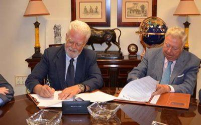 Fundación Caja Rural del Sur y Asaja Sevilla renuevan su convenio de colaboración para impulsar y defender la labor del sector agrario