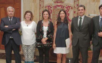 Caja Rural del Sur firma una operación financiera con el Ayuntamiento de Córdoba para inversiones municipales