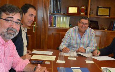 Caja Rural del Sur financia al Ayuntamiento de Vélez Málaga
