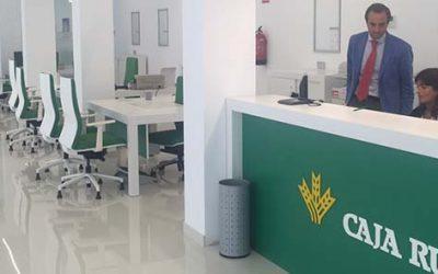 Caja Rural del Sur inaugura oficina en la avenida de Reina Mercedes de Sevilla