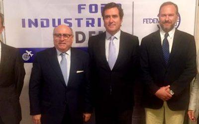 """Caja Rural del Sur acoge la celebración del """"Foro Industrial FEDEME"""""""