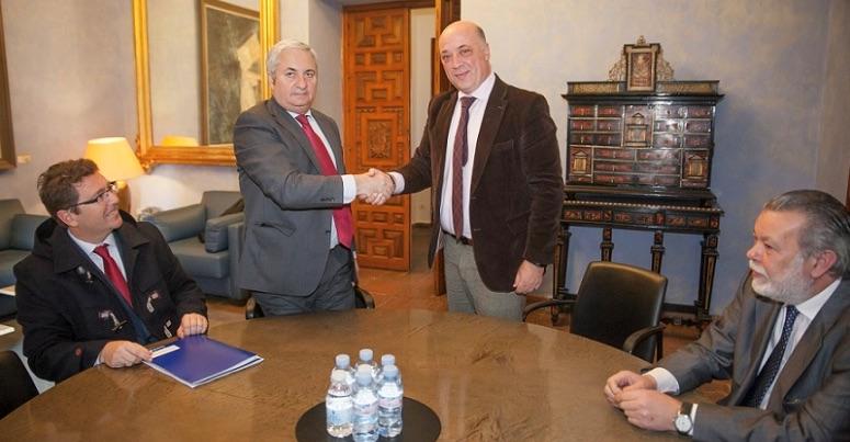 Caja Rural del Sur apoya a la Diputación de Córdoba para financiar a los ayuntamientos de la provincia