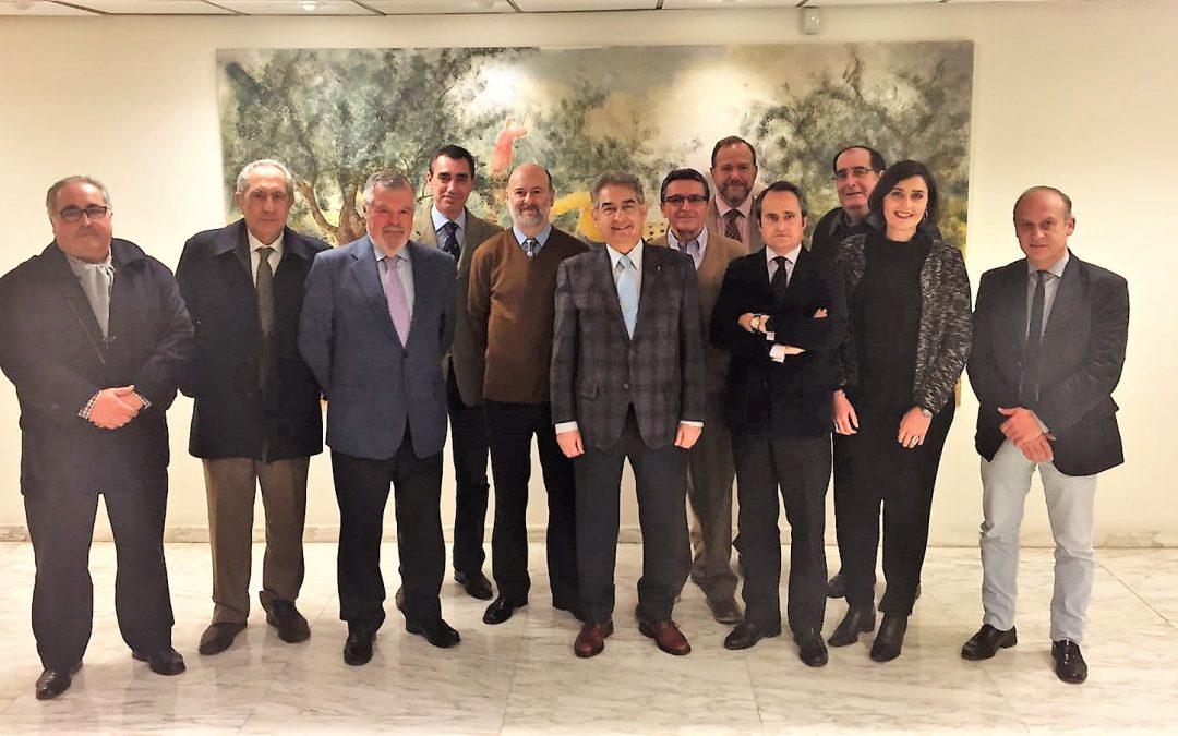 """Escribano, ganadería Victorino Martín y  el editor André Viard, """"Premios Taurinos Pepe Luis Vázquez"""" de Caja Rural del Sur"""