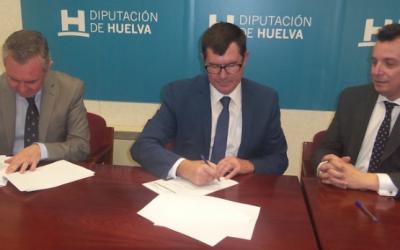 Caja Rural del Sur cierra con el Servicio de Gestión Tributaria de Huelva una operación financiera para apoyar a los Ayuntamientos