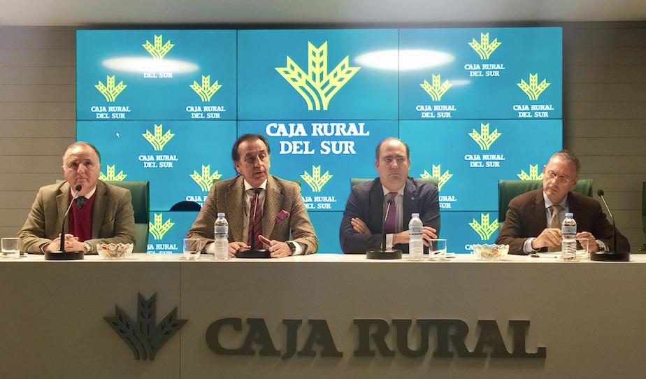 Se presentan en Caja Rural del Sur los proyectos ganadores para la reforma de la basílica del Gran Poder