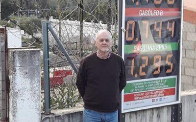 Entrevista a Juan Ramón García, presidente de la Cooperativa Corchera San José de Berrocal