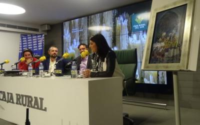 """Radio Sevilla-Cadena SER emite """"Cruz de Guía"""" desde Caja Rural del Sur"""