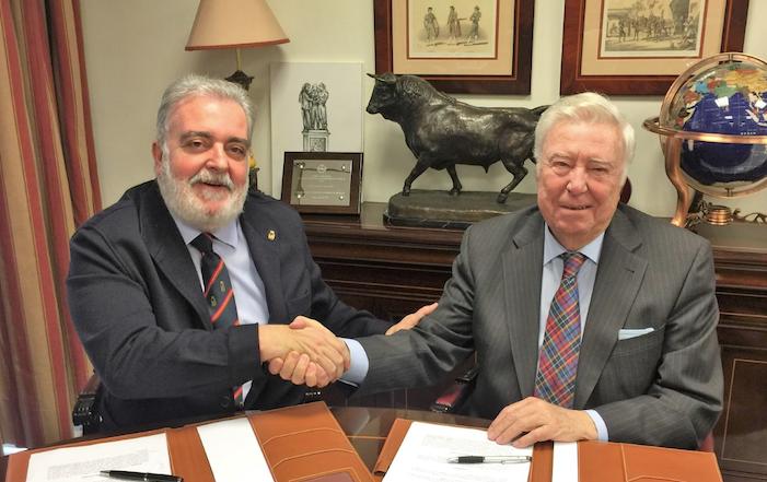 Apoyo de la Fundación Caja Rural del Sur al Real Club de Enganches de Andalucía