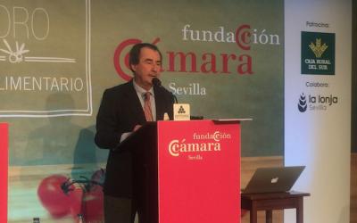 Caja Rural del Sur patrocina el III Foro Agroalimentario de la Cámara de Comercio de Sevilla
