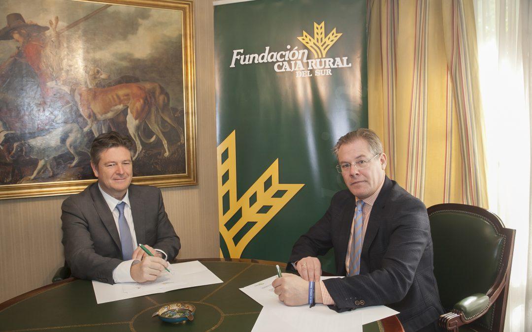 Respaldo de la Fundación Caja Rural del Sur a la Agrupación de Hermandades y Cofradías de Córdoba