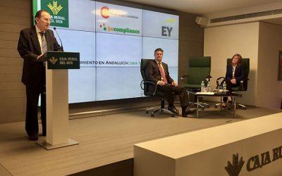 Caja Rural del Sur acoge la presentación de la Asociación de Cumplimiento Normativo, Cumplen, en Andalucía