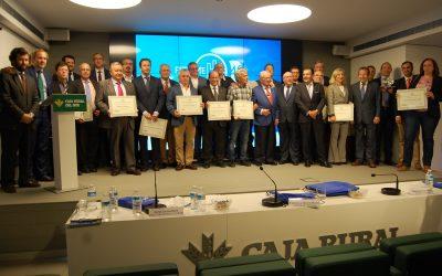 FEDEME reconoce la labor de pymes sevillanas en la sede de Caja Rural del Sur