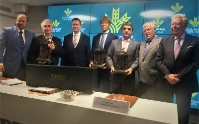 """Caja Rural del Sur entrega los XII """"Premios Taurinos Pepe Luis Vázquez"""""""