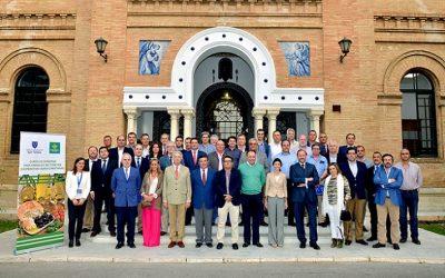 Clausura de la IV Edición del Curso de Gobierno para Consejos Rectores de Cooperativas promovido por Caja Rural del Sur y Fundación San Telmo