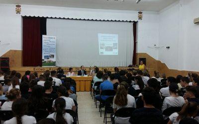 """Proyecto Hombre Cádiz en colaboración con la Fundación Caja Rural del Sur clausura el proyecto """"Prevención Escolar y Familiar en las zonas rurales de Jerez"""""""